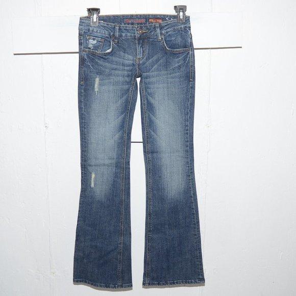 Chip & Pepper Denim - Chip & pepper laguna beach womens jeans sz 3 R